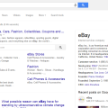 google sitelinks search